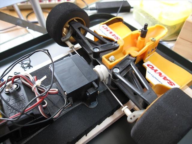 RCカーのメンテナンス-2