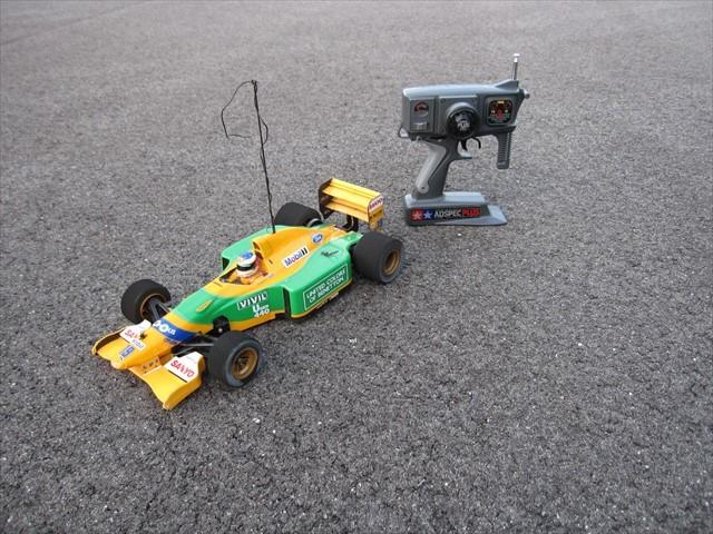 RCカー BENETON B192-1