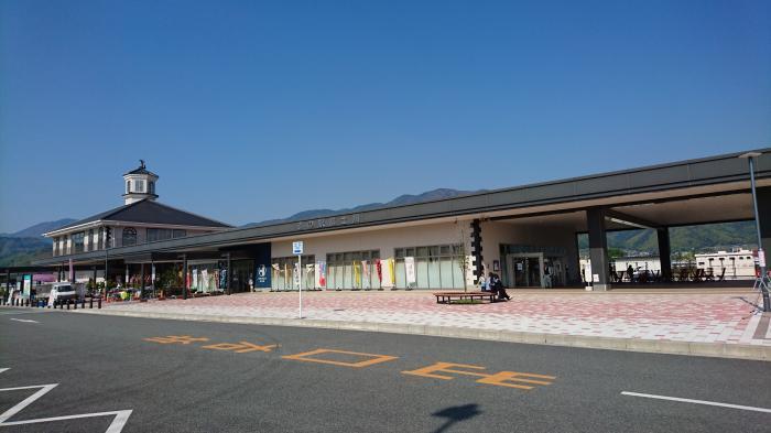 道の駅・富士川2