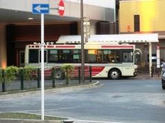 石神井公園駅南口の関東バス