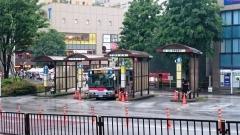 大井町駅バス乗り場