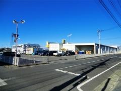 旧栃木営業所跡