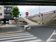 新四ツ木橋下