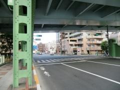 厩橋東詰交差点