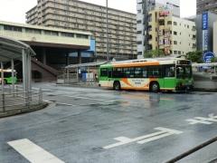 葛西駅東側バス乗り場