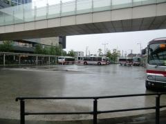 現二子玉川駅バス乗り場