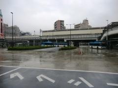 溝の口駅南口バス乗り場