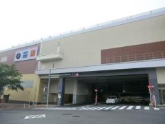 旧たまプラーザ駅北口乗り場跡
