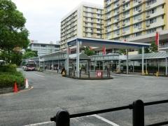青葉台駅バス乗り場1