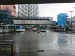川崎駅西口北バス乗り場