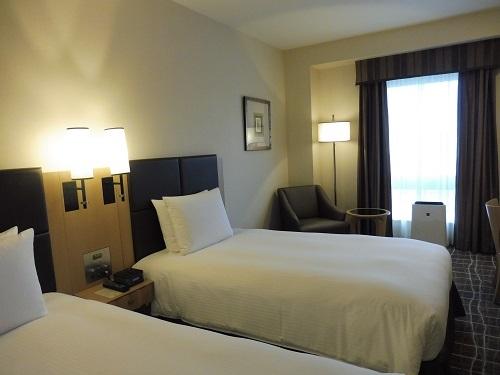 ダブルツリーbyヒルトン那覇12階の部屋