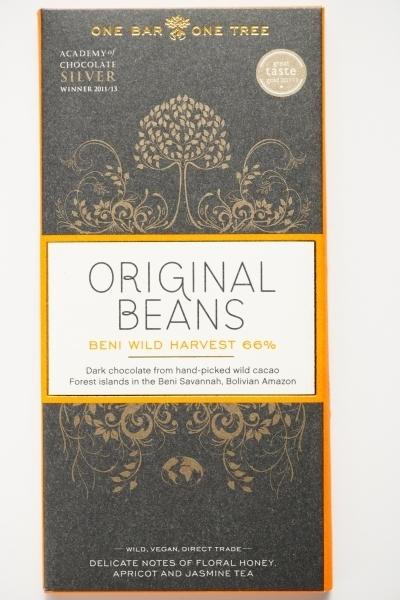 【ORIGINAL BEANS】BENI WILD HARVEST 66%