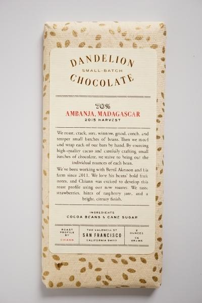 【DANDELION CHOCOLATE】AMBANJA MADAGASCAR