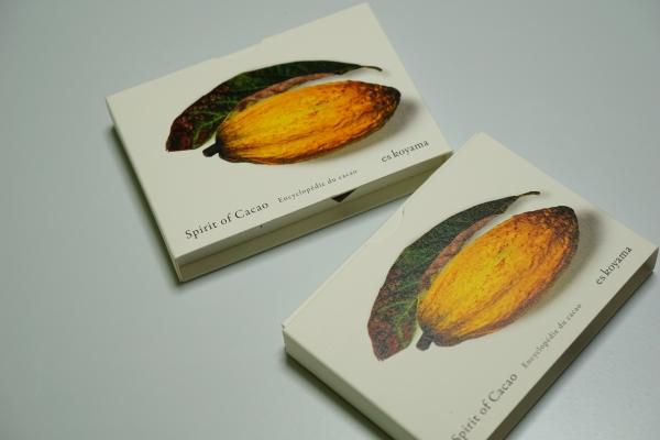 【PATISSIER eS KOYAMA】メキシコ チアバス65%【Spirit of Cacao】