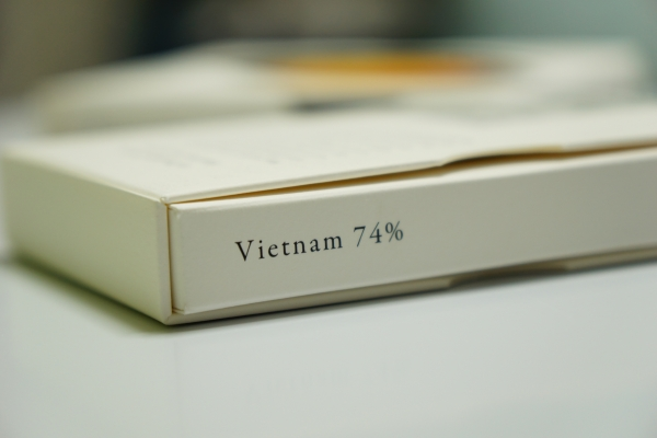 【PATISSIER eS KOYAMA】ベトナム74%【Spirit of Cacao】