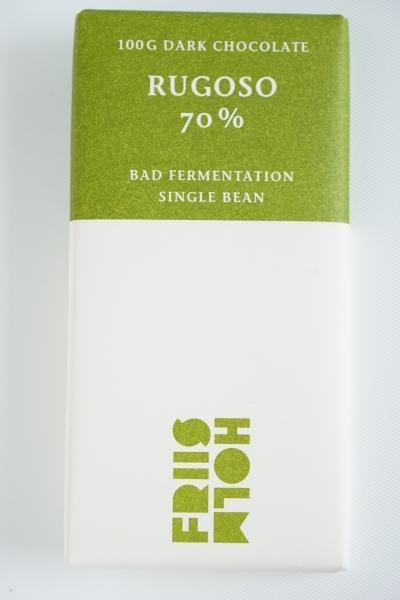 【FRIISHOLM】RUGOSO 70% BAD FERMENTATION
