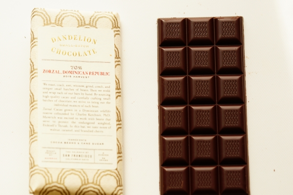 【DANDELION CHOCOLATE】ZORZAL,DOMINICAN REPUBLIC