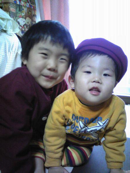 (20090209)お姉ちゃんのベレー帽-Re