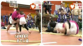 女相撲1-1