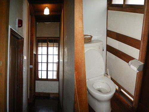 旧後藤医院・トイレ