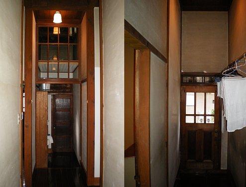 旧後藤医院・廊下1