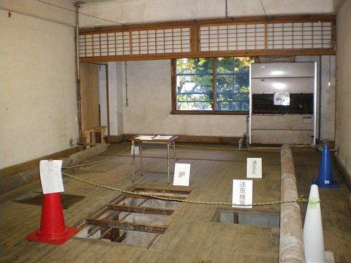 日野桑園第一蚕室・蚕室