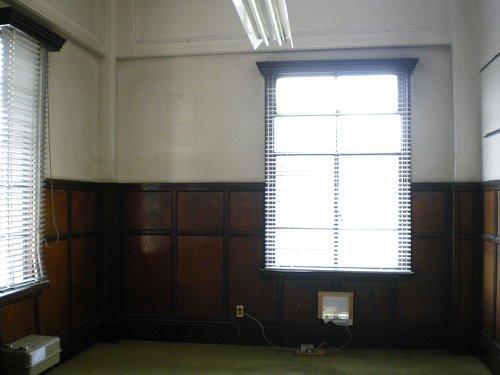 旧岡谷市役所・2F貴賓室