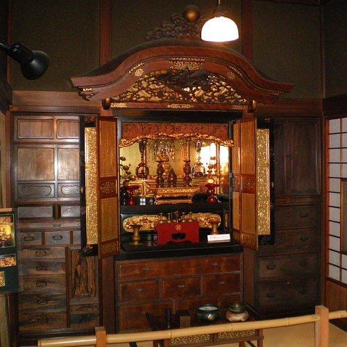 旧林家住宅・仏壇