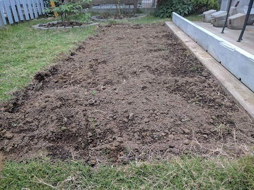不要な残土処理と洪水時にも役に立つ土嚢袋の結び方。