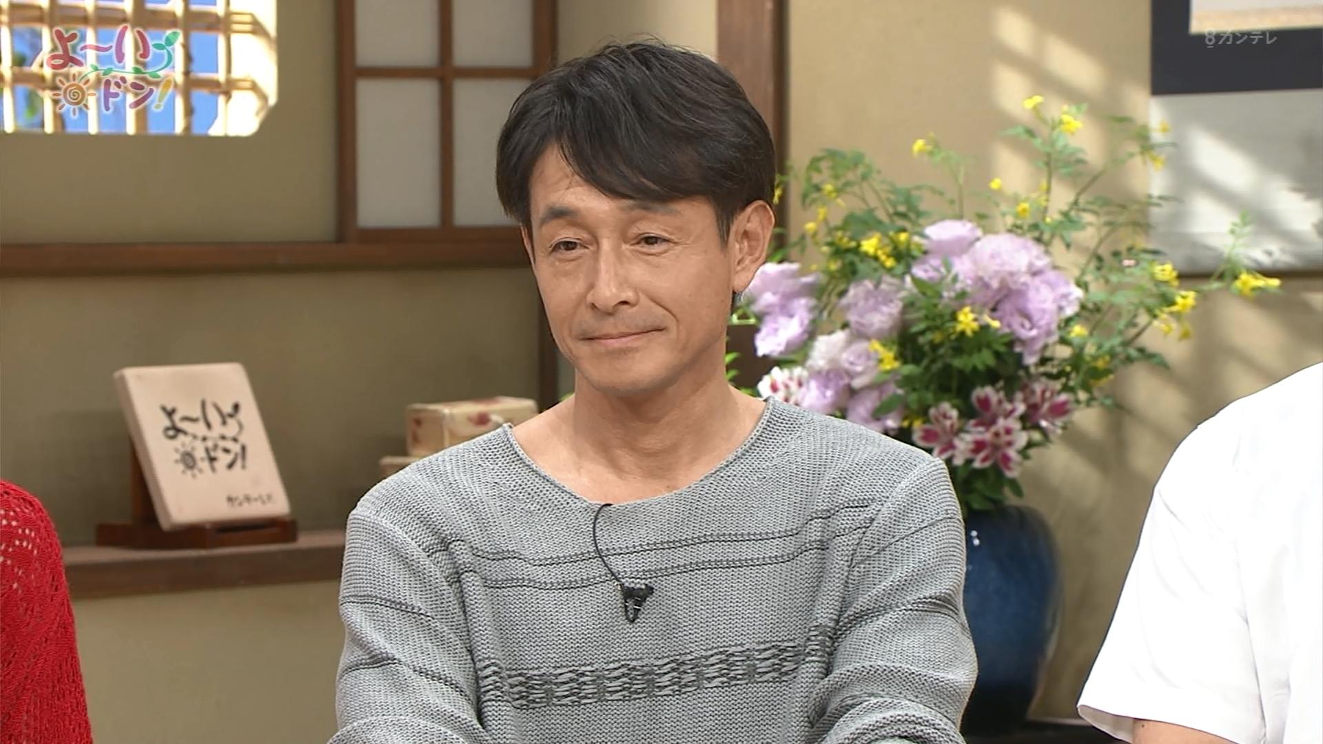 グレーニットの吉田栄作
