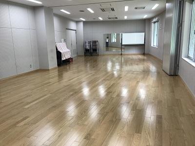リハーサル室④