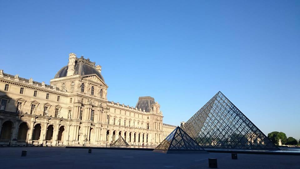 パリからブルターニュへ