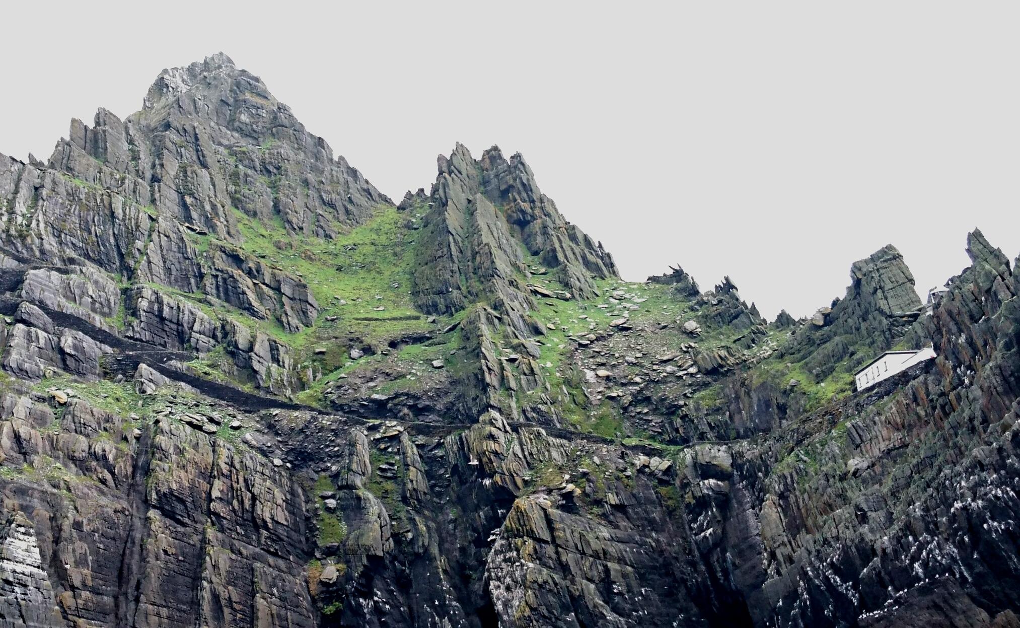 スケリッグマイケル島からのヒーリング