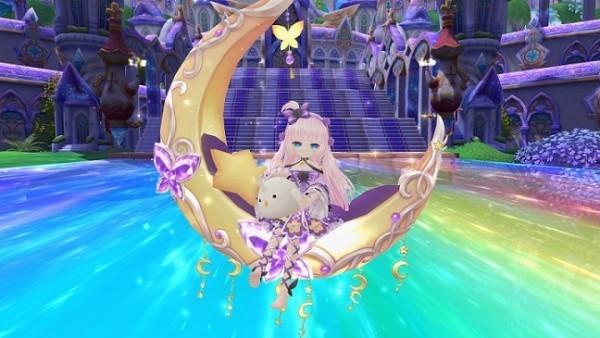 基本プレイ無料のクロスジョブファンタジーMMORPG『星界神話』 新ダンジョン「亜空間の庭」を実装したよ~!!新装備の獲得を目指そう~♪ 新作オンラインゲーム情報EX