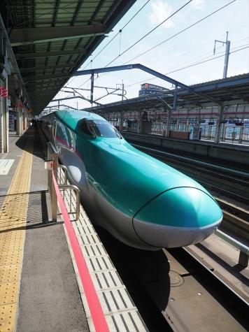 JR 東北新幹線 E5系 やまびこ48号