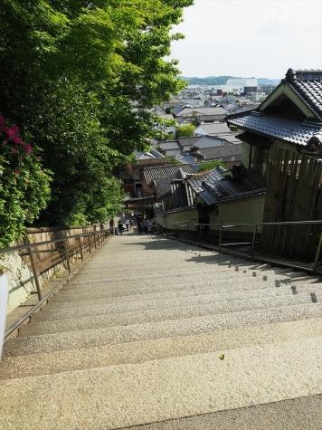 阿智神社の米寿坂