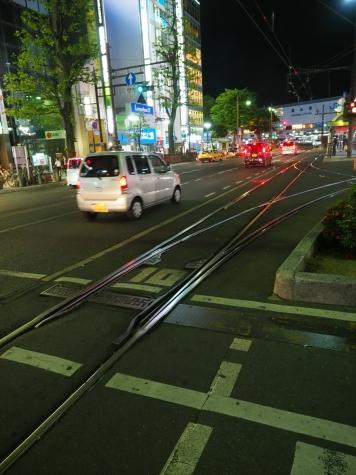 岡山電気軌道 岡山駅前停留場