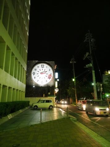 平平平平の時計