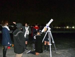 天文部の活動