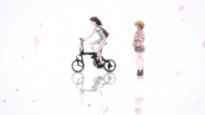 自転車との出会い