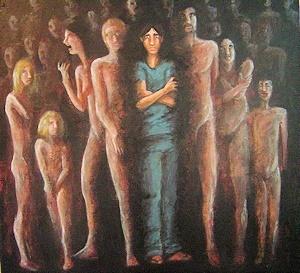 解離性同一性障害のイメージ