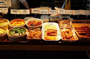 釧路ロイヤルインの朝食