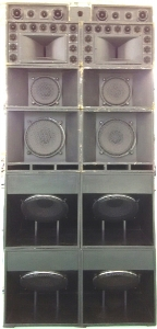 Noise sound system
