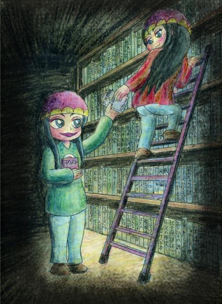s-夢幻の図書館