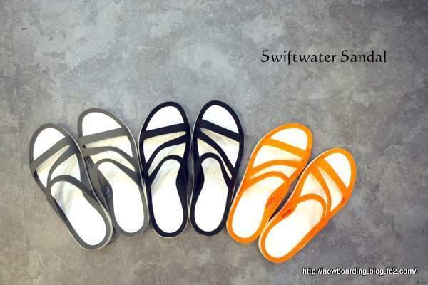 スウィフトウォーター サンダル(Swiftwater Sandal) クロックス