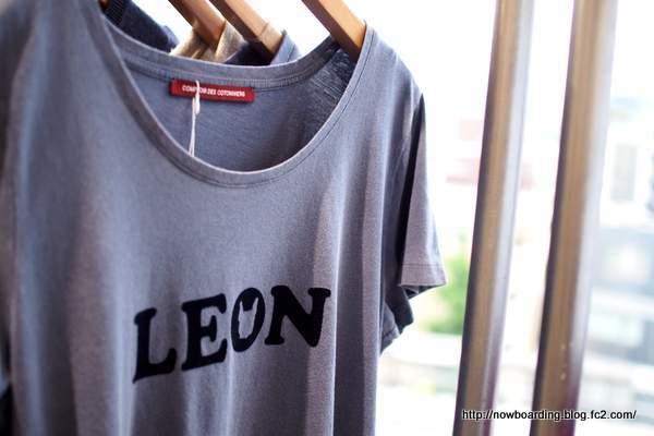 レオン君Tシャツ