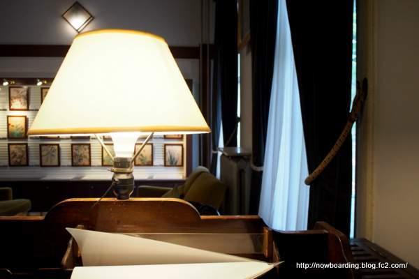 富士屋ホテル ライティングデスク