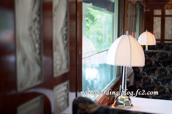 箱根ラリック美術館 ランプ