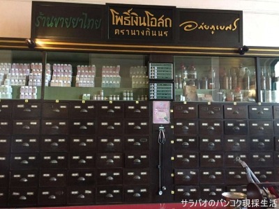 Abhaibhubejhr Thai Herbal Medicine Museum