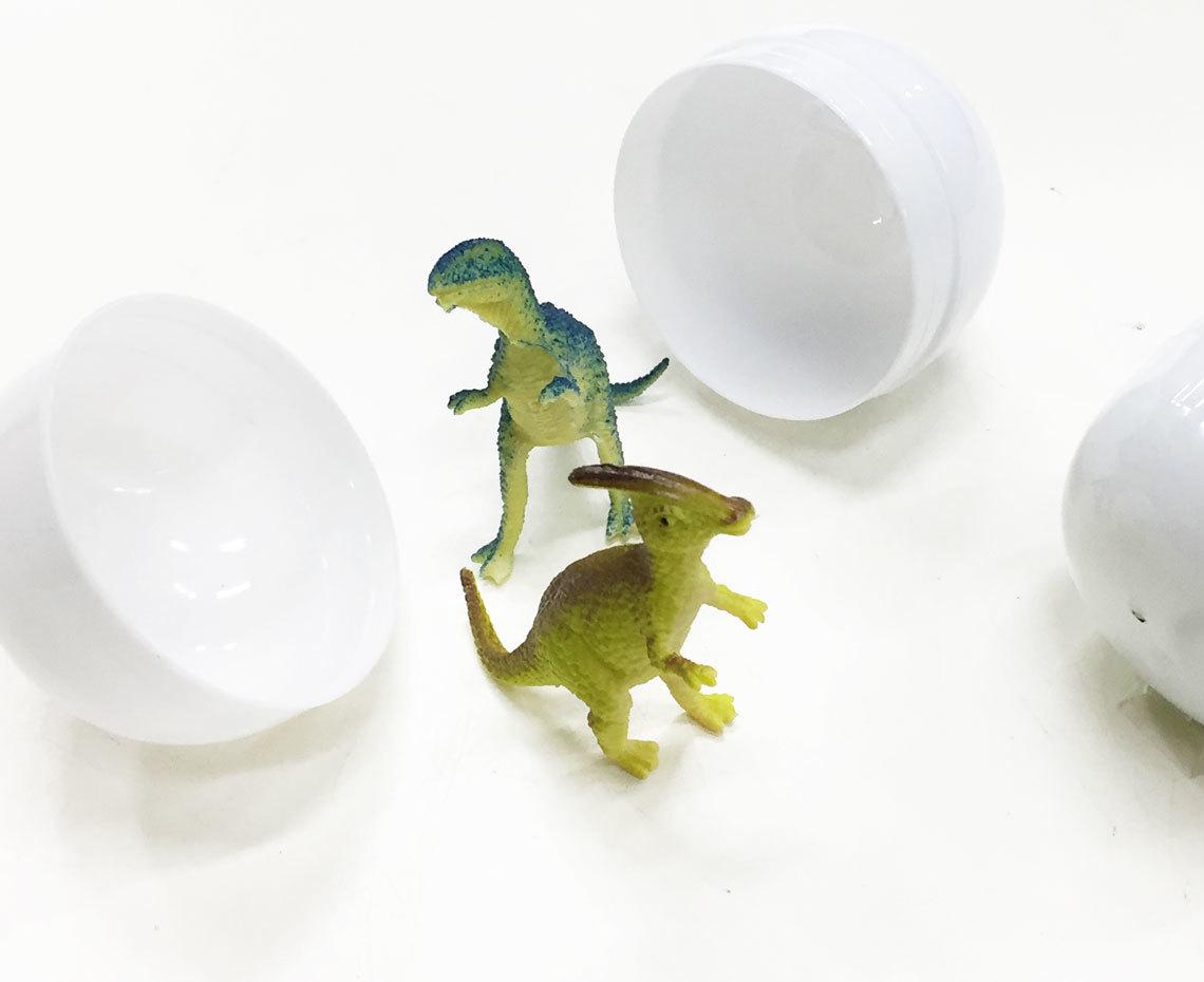 ミニミニ恐竜あつめるんです。